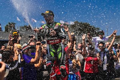 Jonathan Rea, GBR, Kawasaki ZX-10RR, Kawasaki Racing Team, 2017 Motul FIM Superbike World Championship GEICO U.S Round at Mazda Raceway Laguna Seca