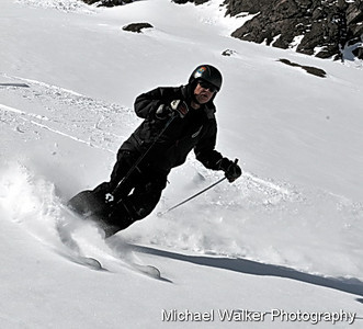 I actually get to go skiing.  Fresh powder and it is 6 days after the storm.