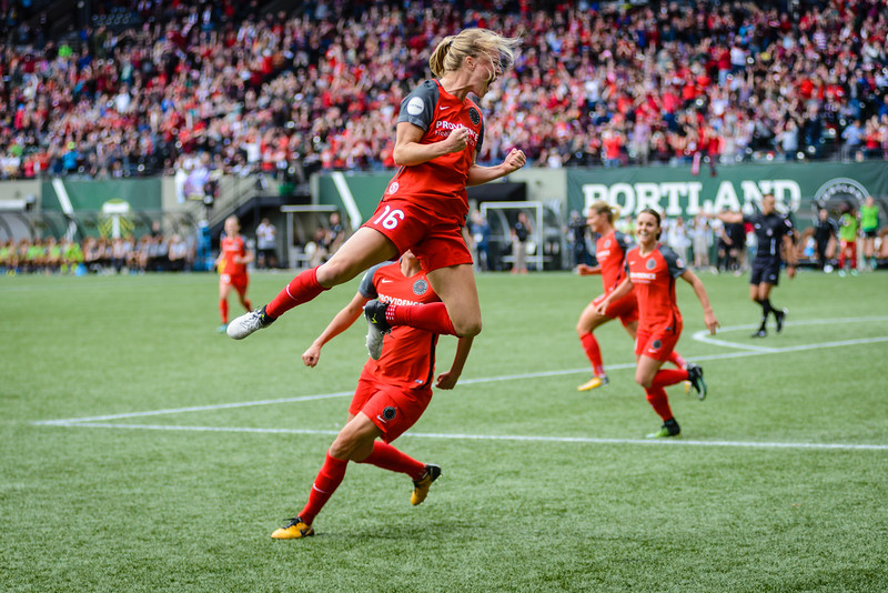 EMILY SONNETT. WITH HER HEAD! (h/t to John Strong for the inspiration)