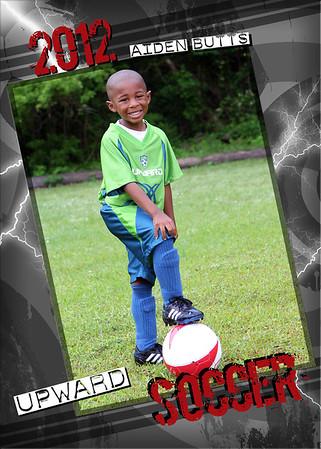 Upward Soccer 2012