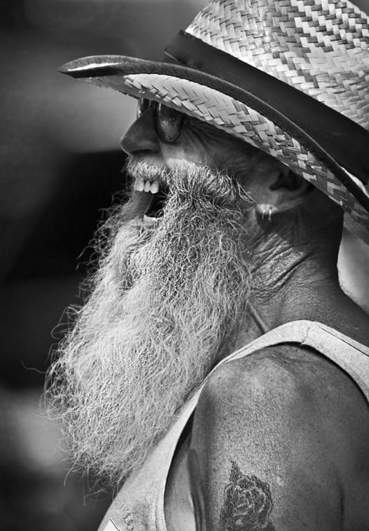screamin beard