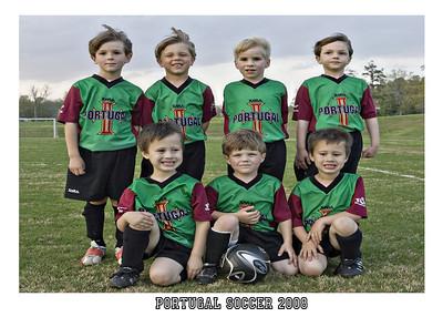 portugal soccer 2008