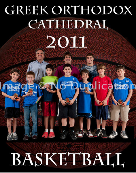 GOC Basketball Poster B