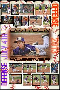 Brayden Huebner #5
