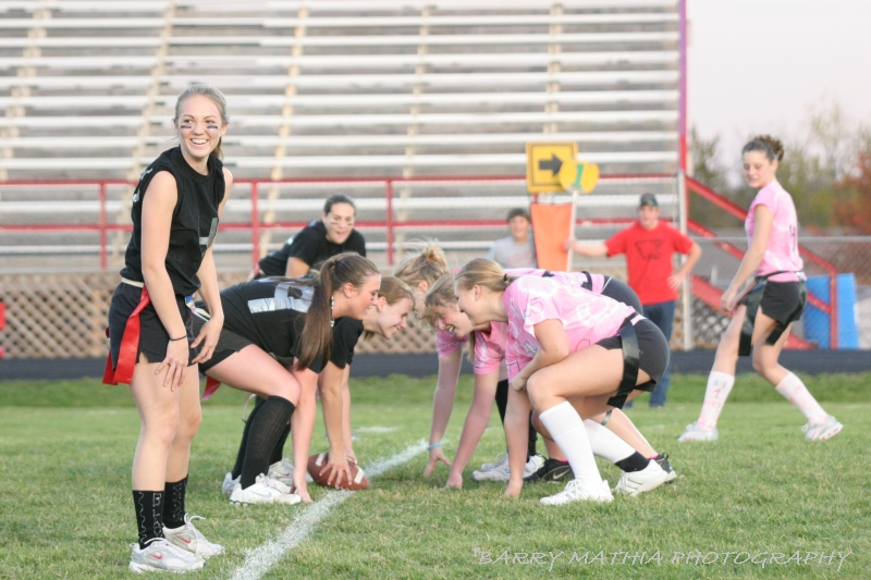PowderPuff Game 007