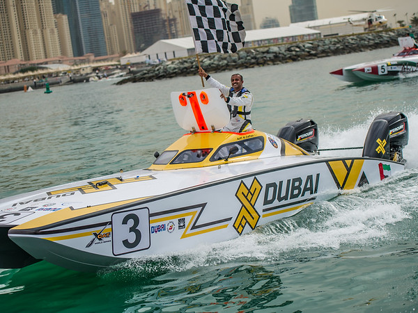 2015 UIM XCAT World Series - Dubai Grand Prix