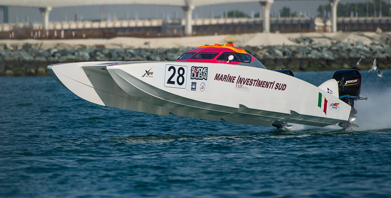 2013 UIM XCAT World Series - Dubai Grand Prix