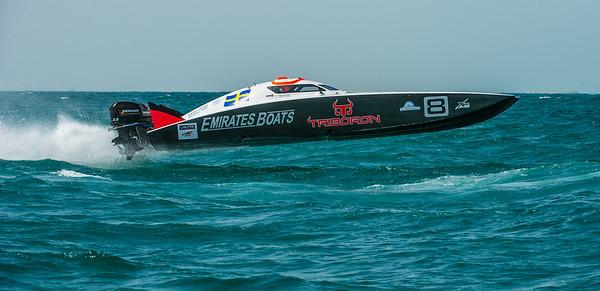 2013 UIM XCAT World Series - Dubai Grand Prix