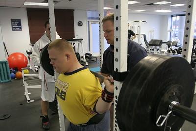 Powerlifting - Westside barbell