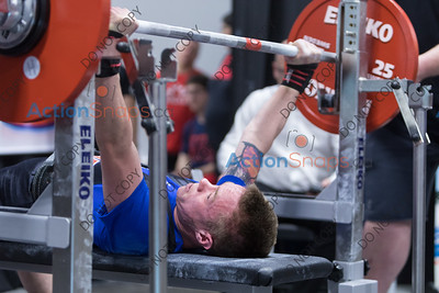 Power Lifting and Benchpress Championships Atlantic Pro Sports Metabolic Meltdown Gym Paradise, NL