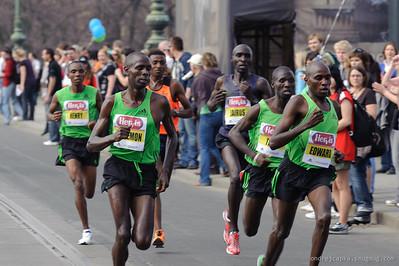 Pražský půlmaraton 2011
