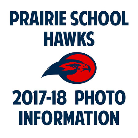"Welcome to the photo galleries for Prairie Hawks sports for the 2017-2018 school year. Here you'll find galleries of action photos from various games and matches, as well as team (group) photos and individual portraits (individual portraits are taken of all varsity and senior athletes). Galleries will be posted throughout the school year (parents and players will receive an email letting them know when the galleries are posted).<br /> <br /> All fall sports team and individual photos have been taken. Action images are posted in galleries by event, and are generally posted within two or three days of the event. I make an effort to shoot at least one event for each level of each sport during the season.<br /> <br /> You may order photos from any gallery directly through the website. Click on any photo in a gallery to see a larger version; click the ""Buy Photos"" button to see size and price options for prints, mounted or framed prints, and digital downloads.<br /> <br /> Thank you for browsing through the images and for buying photos. Email me at jeff@varitay.com if you have any questions."