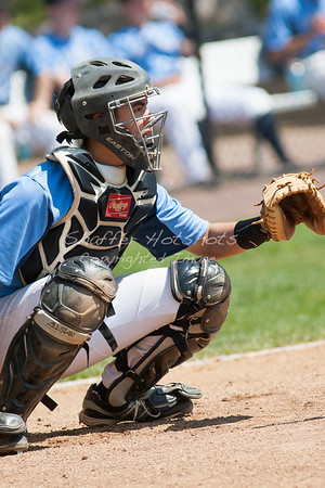 Bill Bowman Baseball Tournament: Yorktown vs Loyola Blakefield (Yorktown Players)
