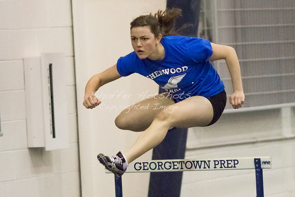Georgetown Prep Invitational Indoor Track (01-07-2014)