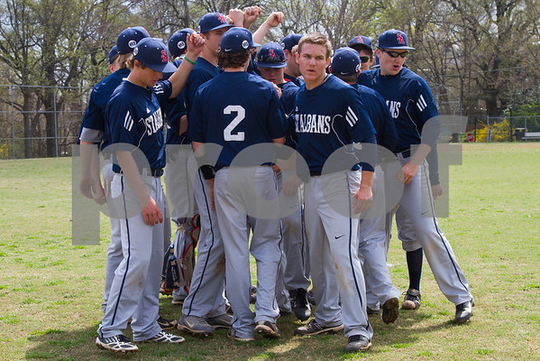 NW Tournament:  St. Albans at Sidwell Friends (St. Albans Photos)