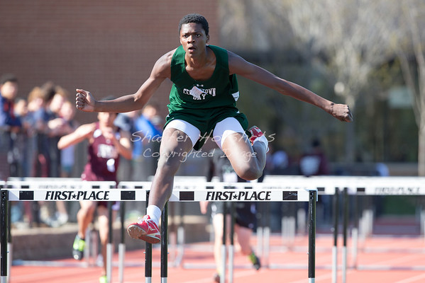 Track and Field Meet at Sidwell Friends
