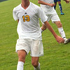 Record-Eagle/Douglas Tesner<br /> <br /> Soccer Midland vs TCW at new field