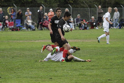 Soccer: Arcata vs McKinleyville