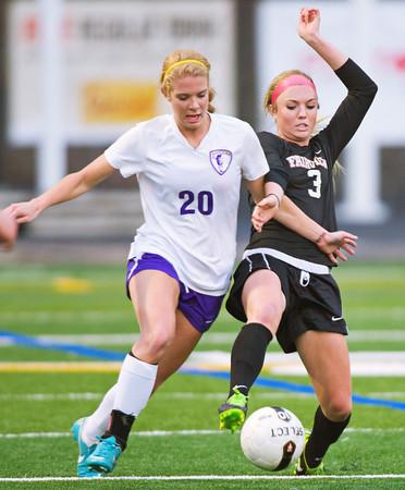 Fairview V. Boulder girls soccer
