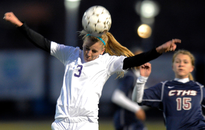 Boulder vs Cherokee Trail Girls Soccer