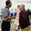 "Windsor basketball coach Dustin Duncan has strong works for an official in the Broomfield game.<br /> For more photos of the game, go to  <a href=""http://www.dailycamera.com"">http://www.dailycamera.com</a>.<br /> Cliff Grassmick / March 2, 2013"