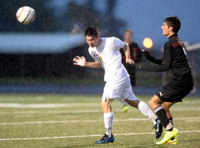 Monarch vs Fairview Soccer