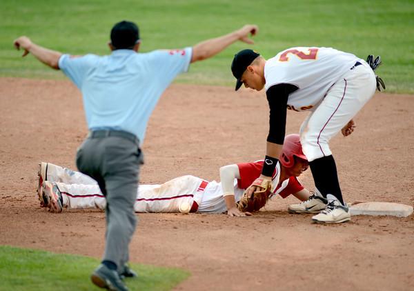 Fairview vs Rocky Mountain Legion Baseball