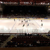 """Monarch vs Ralston Valley during the Colorado State Ice Hockey Championship game on Friday, March 1, at at Magness Arena in Denver. Monarch lost the game 5-1. For more photos of the game go to  <a href=""""http://www.dailycamera.com"""">http://www.dailycamera.com</a> <br /> Jeremy Papasso/ Camera"""