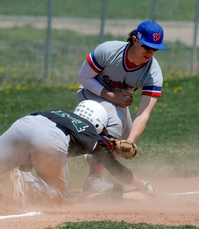 Niwot at Centaurus Baseball