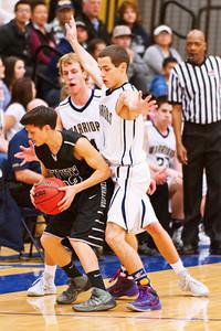 Frederick V. Skyview boys basketball
