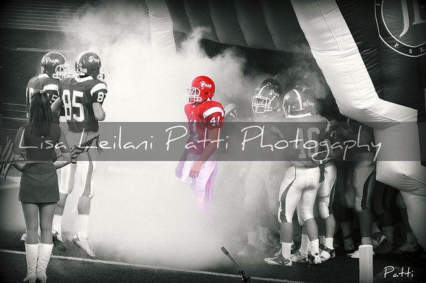 Prep vs Copiah Varsity 2010