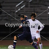 Miramonte High plays against Campolindo High in a Diablo Valley Athletic League boys soccer game at Miramonte in Orinda, California, on Friday, January 18, 2013. Campolindo won 2-0. Photo by David Yee ©2013