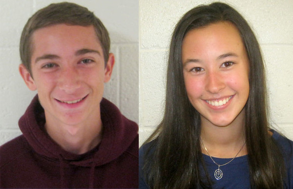 Press Athletes of the Week