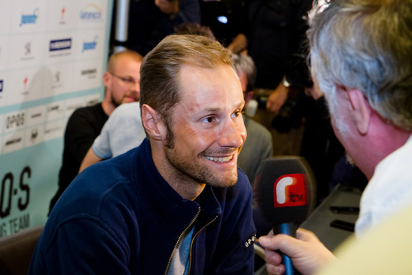 Press conference Tour of Flanders 2014