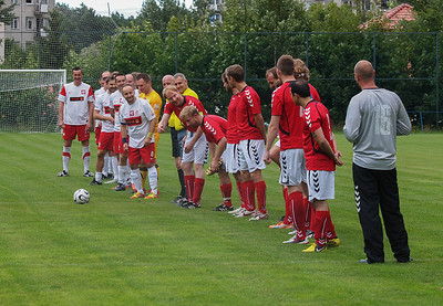 Presselandskamp Polen Danmark i Sopot nær Gdansk. Foto: Martin Bager.