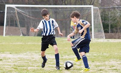 Preston Soccer 2014