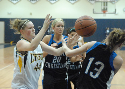 Prestonwood Lady Lions vs Dallas Christian Chargers