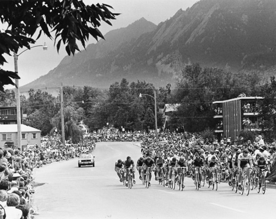 Coors International Bicycle Classic. 1980 Red Zinger Bike Race?