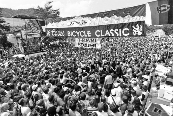 Coors International Bicycle Classic. July 16,1983