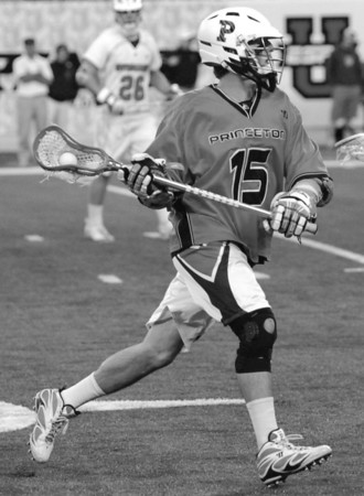"<a href=""http://www.dailyprincetonian.com/2010/04/12/25814/""><i>The Daily Princetonian,</i> April 12, 2010 - ""Men's Lacrosse: Orange and Black and Blue""</a>"