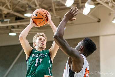 Princeton vs Dartmouth Men's Basketball