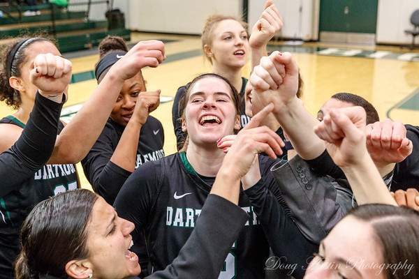 Princeton vs Dartmouth Women's Basketball