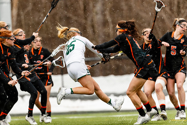 Princeton vs Dartmouth Women's Lax
