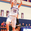 Sydney Bloom led the Mustangs with 16 points last Friday.