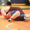 Dundee's Joseph Dillon secured a pin in 0:54, Saturday, Jan. 28.