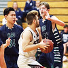 Bobby Strait led with 23 points for Dundee, Saturday, Feb. 4.