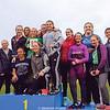 The Odessa-Montour girls varsity track and field team won the IAC small school championship last week. Photo Provided.