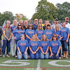 The Athletic Hall of Fame inductees include: the late King Brennan, Karen Folts Dunham, Kiki Seago, Steve Trombley, the 1991 softball team and the 1998 boys basketball team.