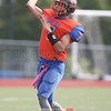 Quarterback Will Rogers threw for 465 yards and six touchdowns in the homecoming game.