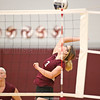 Elizabeth Medina had two digs, four tips, and three aces for Dundee last week. FILE PHOTO